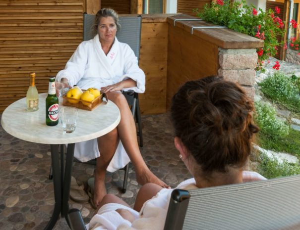 Castelir Suite Hotel camere relax riposo benessere